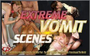 EXTREME VOMIT SCENES