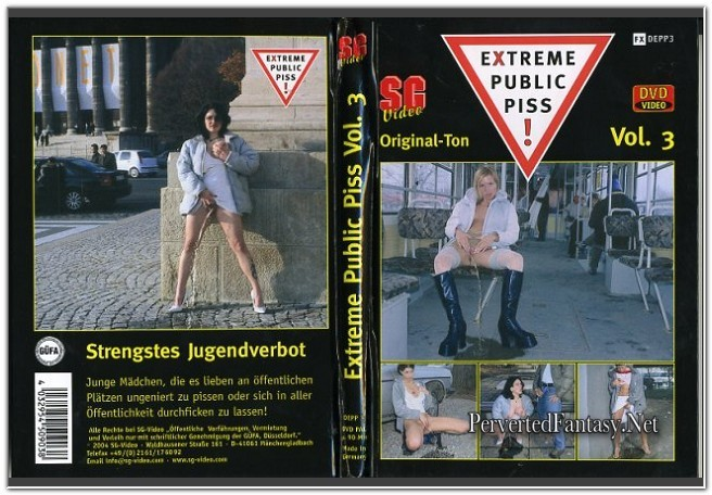 Extreme Public Piss - 03 - (SG-Video)