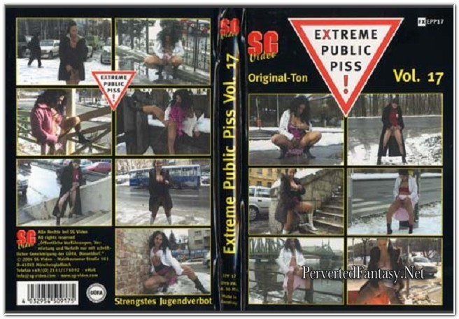 Extreme Public Piss - 17 - (SG-Video)