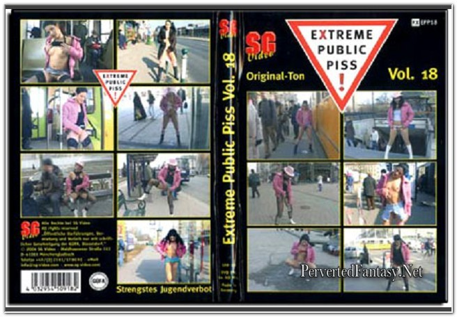 Extreme Public Piss - 18 - (SG-Video)
