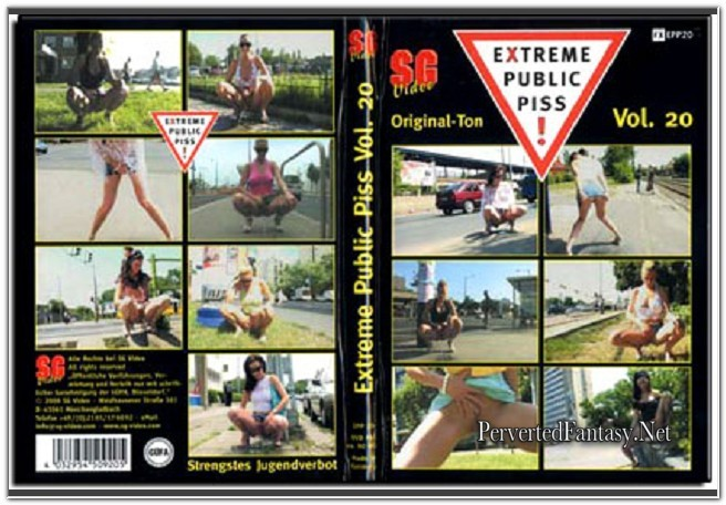 Extreme Public Piss - 20 - (SG-Video)