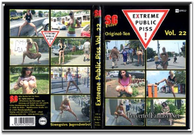 Extreme Public Piss - 22 - (SG-Video)