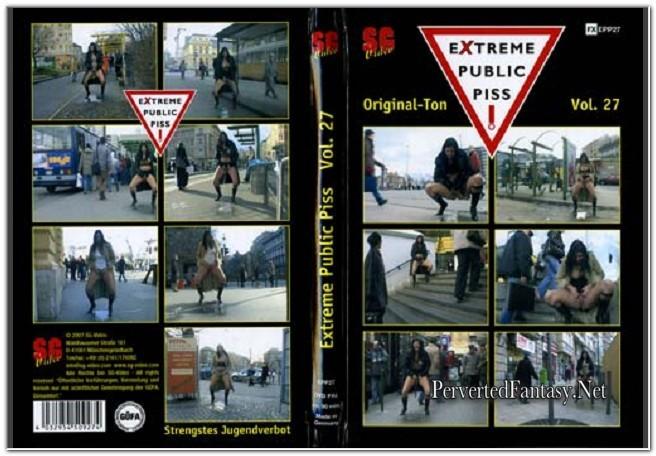 Extreme Public Piss - 27 - (SG-Video)