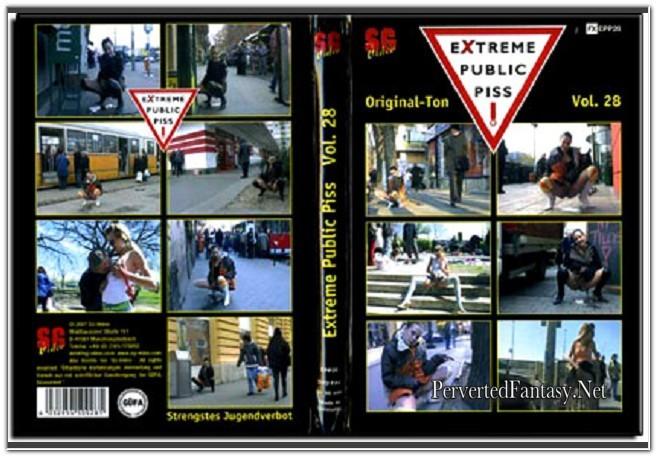 Extreme Public Piss - 28 - (SG-Video)