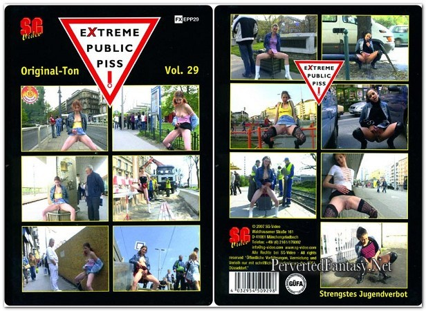 Extreme Public Piss - 29 - (SG-Video)