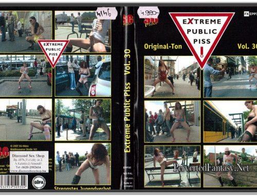 Extreme Public Piss – 30 – (SG-Video)