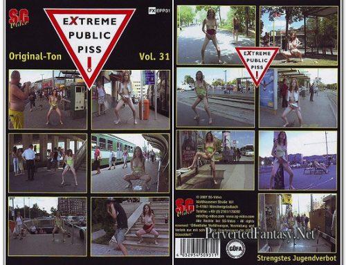 Extreme Public Piss – 31 – (SG-Video)