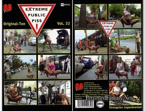 Extreme Public Piss – 32 – (SG-Video)
