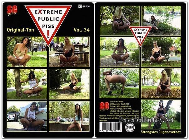 Extreme Public Piss - 34 - (SG-Video)