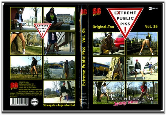 Extreme Public Piss - 35 - (SG-Video)