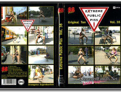 Extreme Public Piss – 36 – (SG-Video)