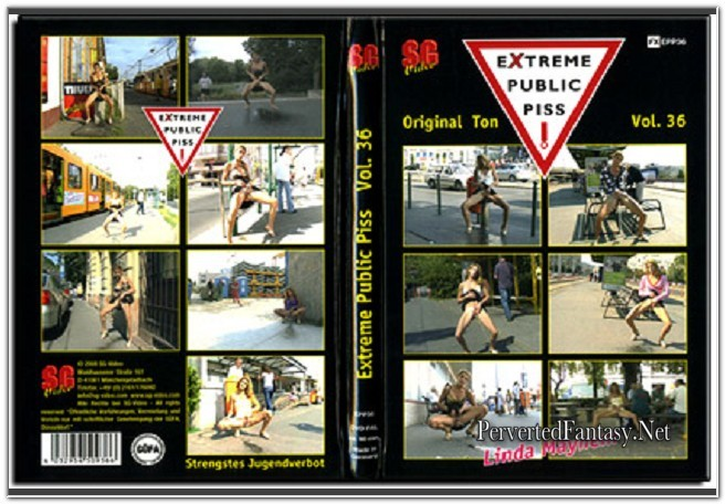 Extreme Public Piss - 36 - (SG-Video)