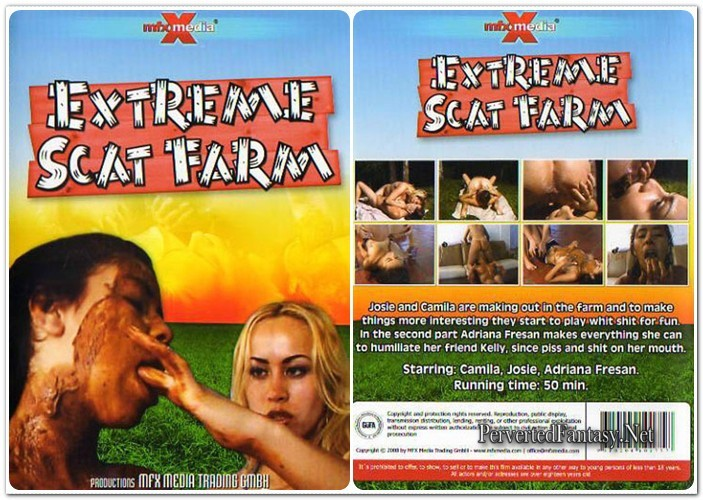 Extreme Scat Farm - MFX-Media