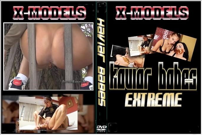 Kaviar Babes 01 - X-Models