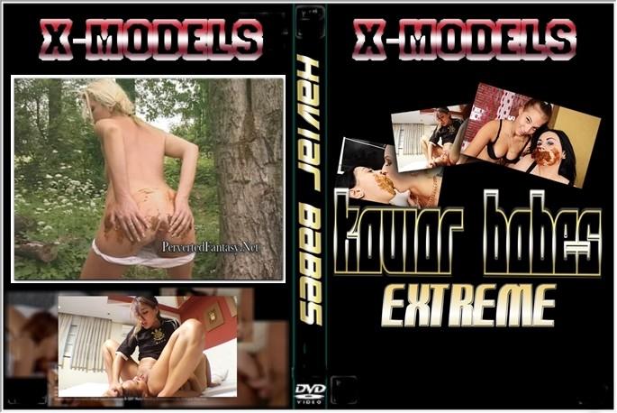 Kaviar Babes 08 - X-Models