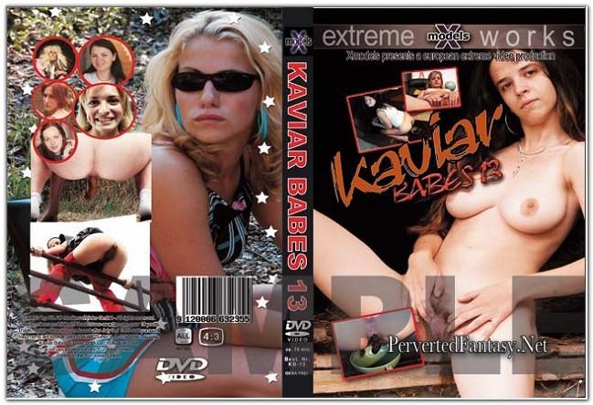 Kaviar Babes 13 - X-Models