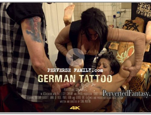 PerverseFamily.Com – German Tattoo