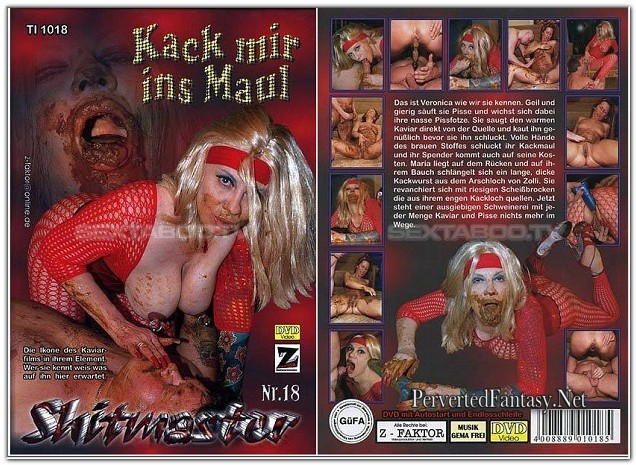 ShitMaster - 18  Kack Mir Ins Maul (Z-factor)