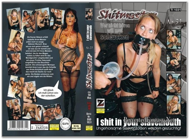 ShitMaster - 31  I Shit In Your Slave Mouth (Z-factor)