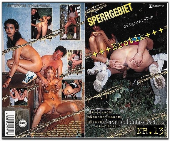 Sperrgebiet Erotik No.13 - SG-Video