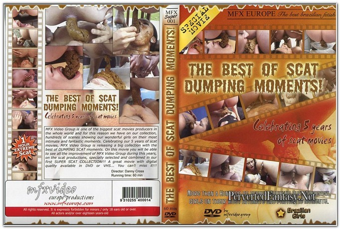 The Best of Scat Dumping Moments 01 - MFX