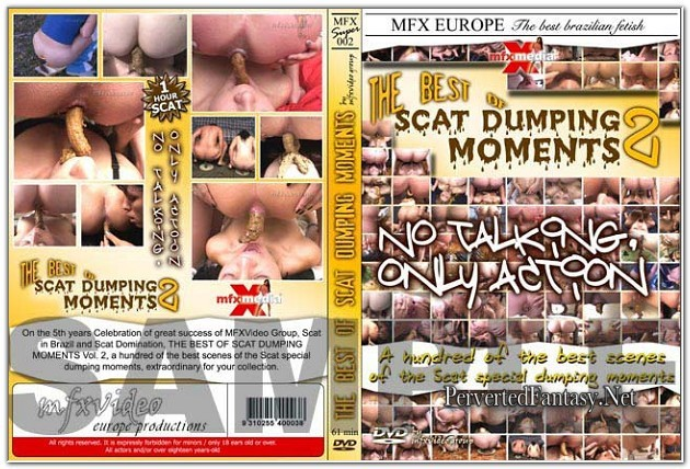 The Best of Scat Dumping Moments 02 - MFX