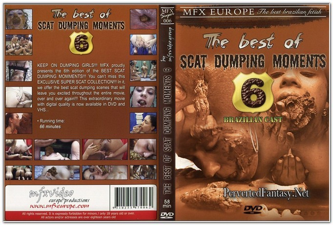 The Best of Scat Dumping Moments 06 - MFX