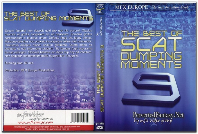 The Best of Scat Dumping Moments 09 - MFX