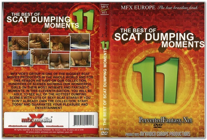 The Best of Scat Dumping Moments 11 - MFX