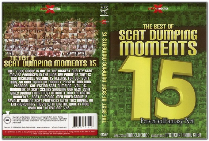 The Best of Scat Dumping Moments 15 - MFX