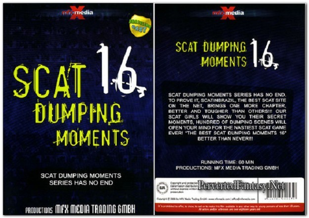 The Best of Scat Dumping Moments 16 - MFX