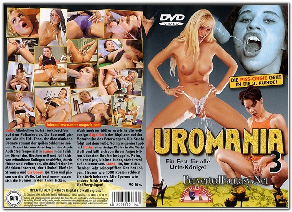 Uromania - 03 - Multi Media Verlag