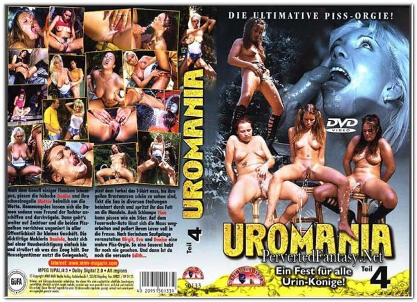 Uromania - 04 - Multi Media Verlag