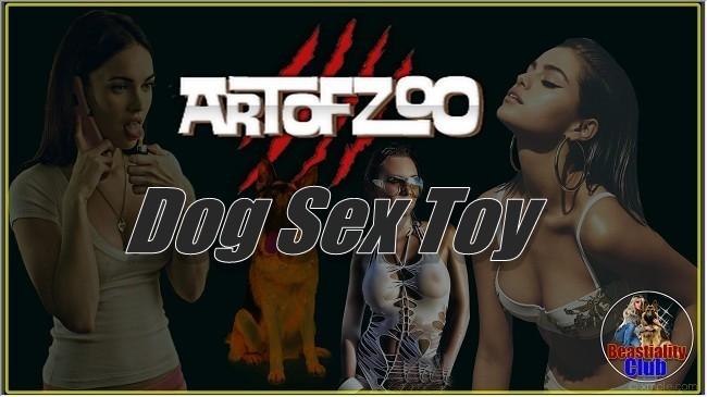 ArtOfZoo.Com - Sam - Dog Sex Toy