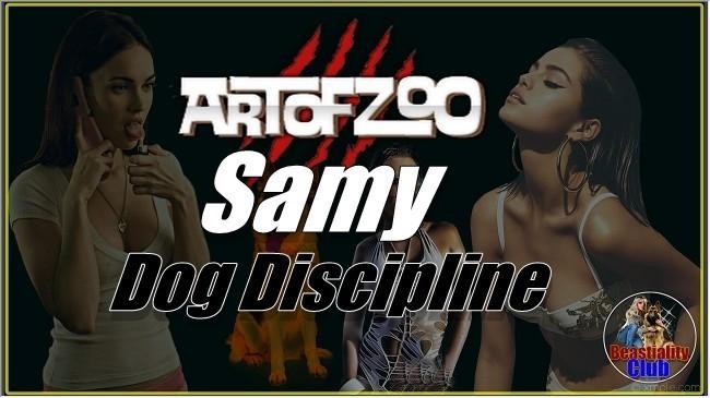 ArtOfZoo.Com - Samy - Dog Discipline
