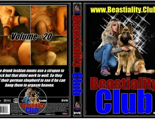 Beastiality Club Series – Volume – 20