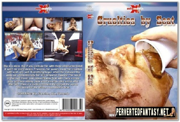Cruelties by Scat - MFX-Media