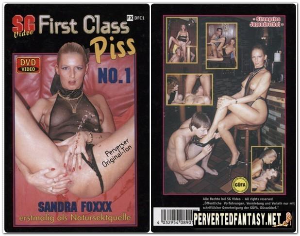 First Class No.01 - Sandra Foxxx