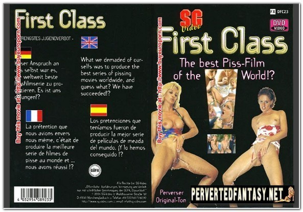 First Class No.23 - The best Piss-Film of the World! Part 1