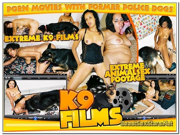 K9Films.Com - Extreme animal sex footage!