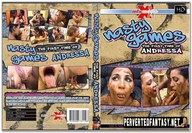 Nasty Games - 1st Time of Andressa - MFX-Media