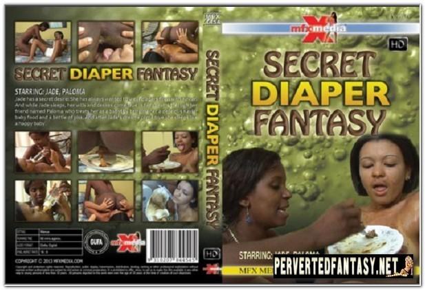 Secret Diaper Fantasy - MFX-Media