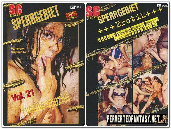 Sperrgebiet Erotik No.21 - SG-Video