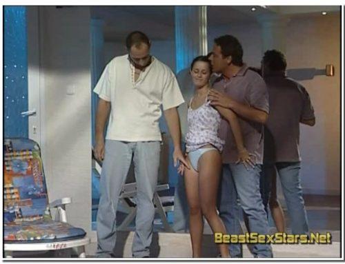 Suzy Spark –  Anal Sex In The Sauna