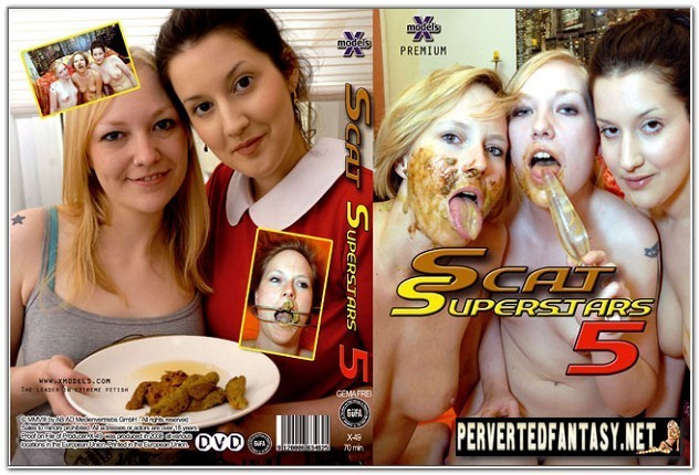 X-Models - Scat Superstars 05