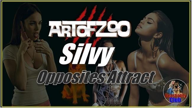 ArtOfZoo.Com - Silvy - Opposites Attract