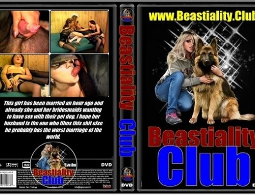 Beastiality Club Series – Volume – 24