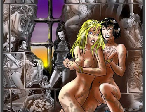 FC 181 – Lesbian Models Hell – Bojan