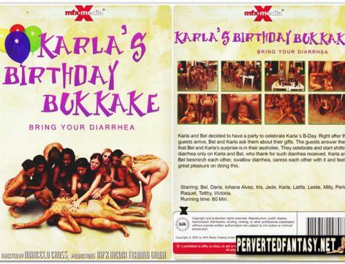 Karla's Birthday Bukkake – MFX Media
