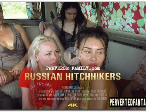 PerverseFamily.Com – Russian Hitchhikers